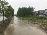 脚印-1 道路加宽至五米 原路3.5米