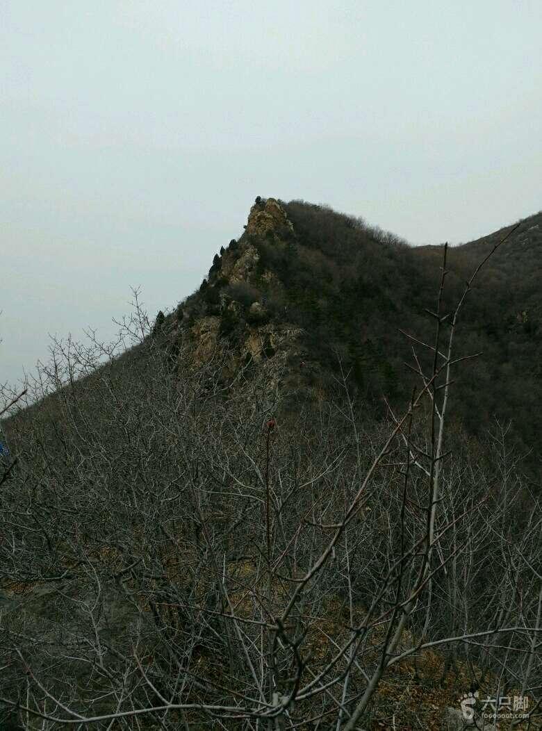天云山--道班岭--大角峪村