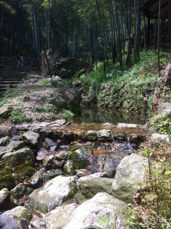 亨达生态园--黄塔顶-宜兴竹海风景区环线