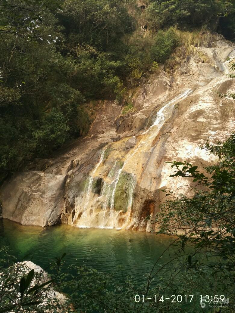 瑞安五云村穿越花岩国家森林公园逃票休闲之旅未命名