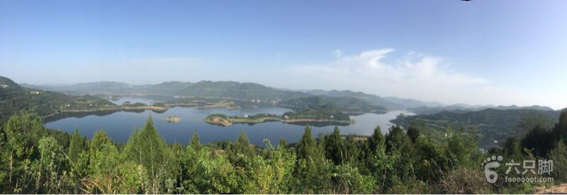 升钟湖(二)凤凰岛