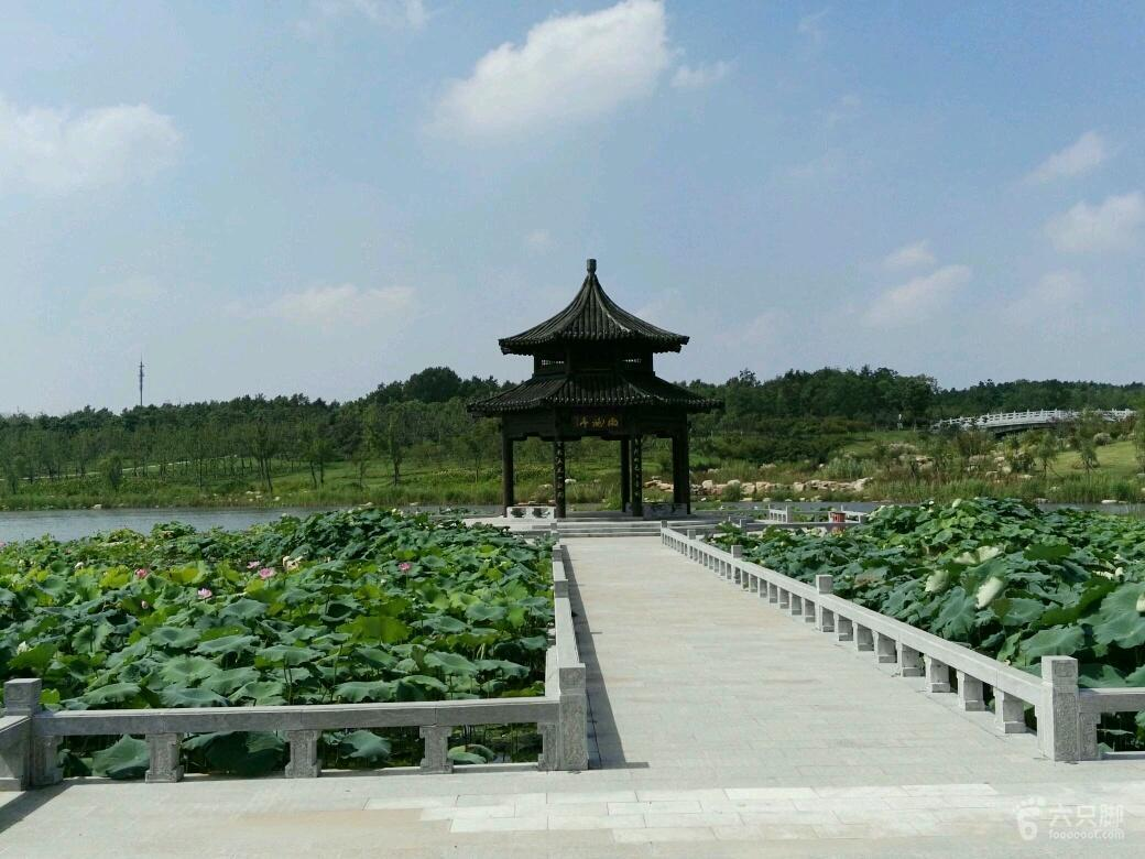 江苏宿迁三台山国家森林公园自驾游20170913