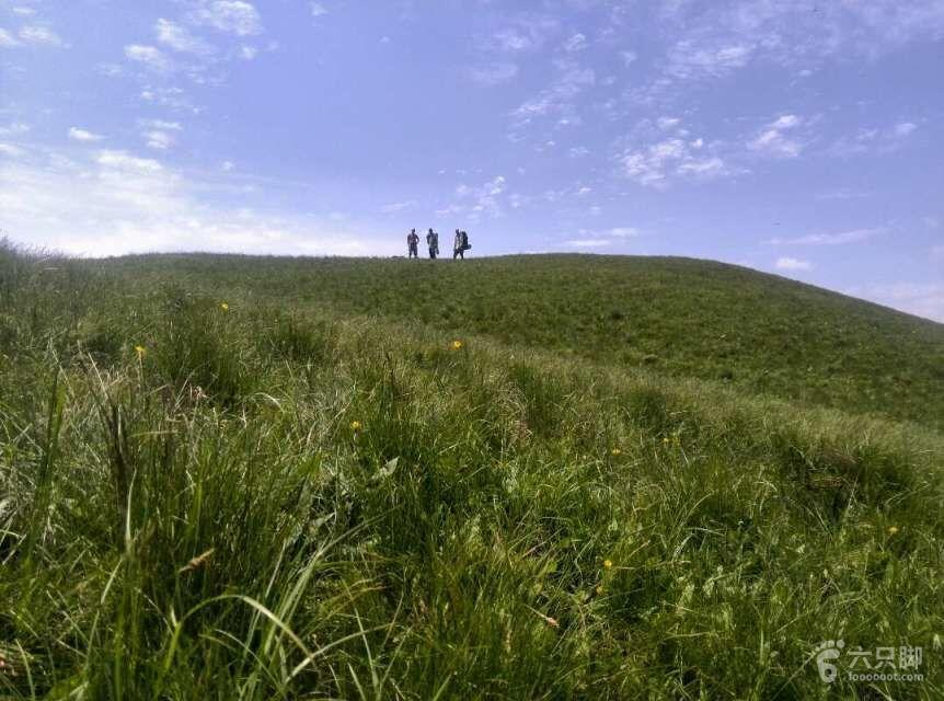 高家庄-西灵山-灵山-高家庄高山草甸