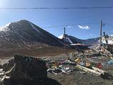 夏拉山垭口,海拔5072米
