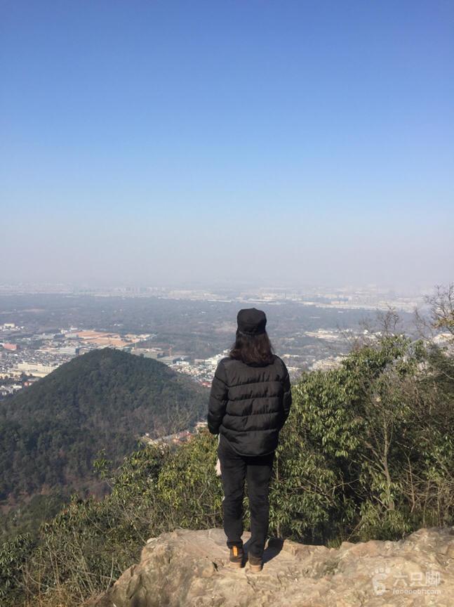 杭州北高峰至灵峰探梅环线!未命名