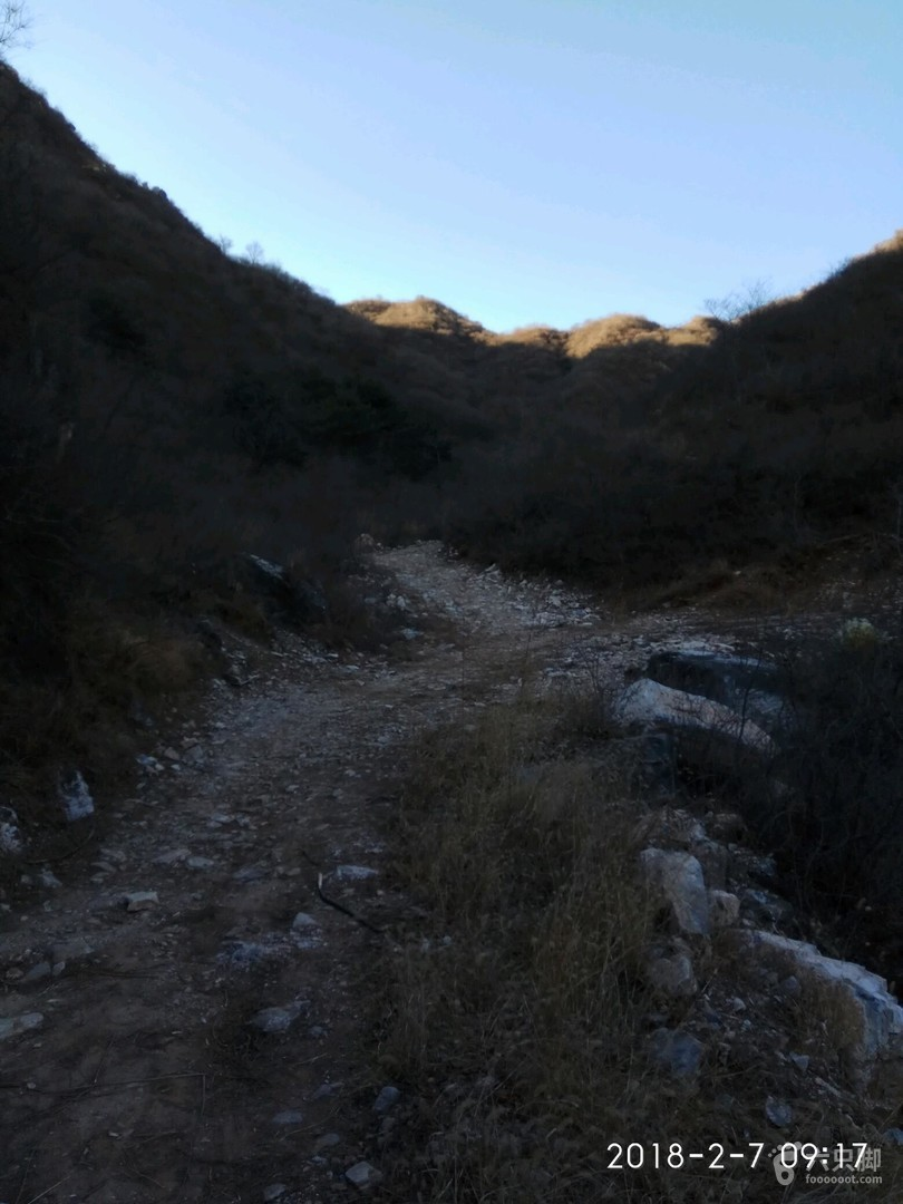 2018-02-07 徒步四渡河未命名