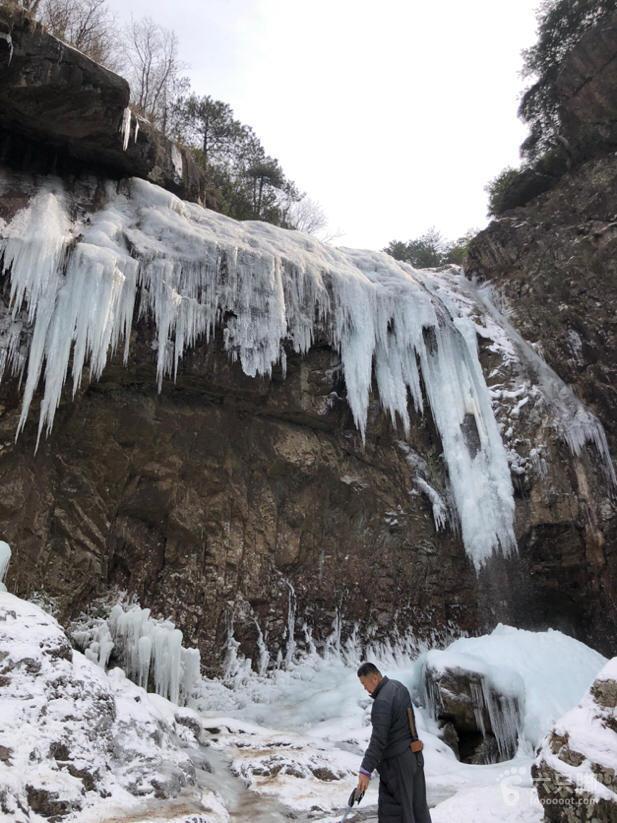 黄石坦环线+冰瀑冰瀑1