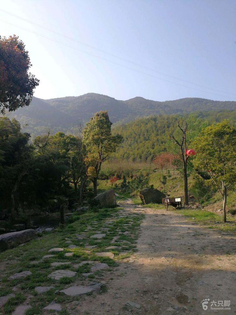 青州市蓬山自然风景区