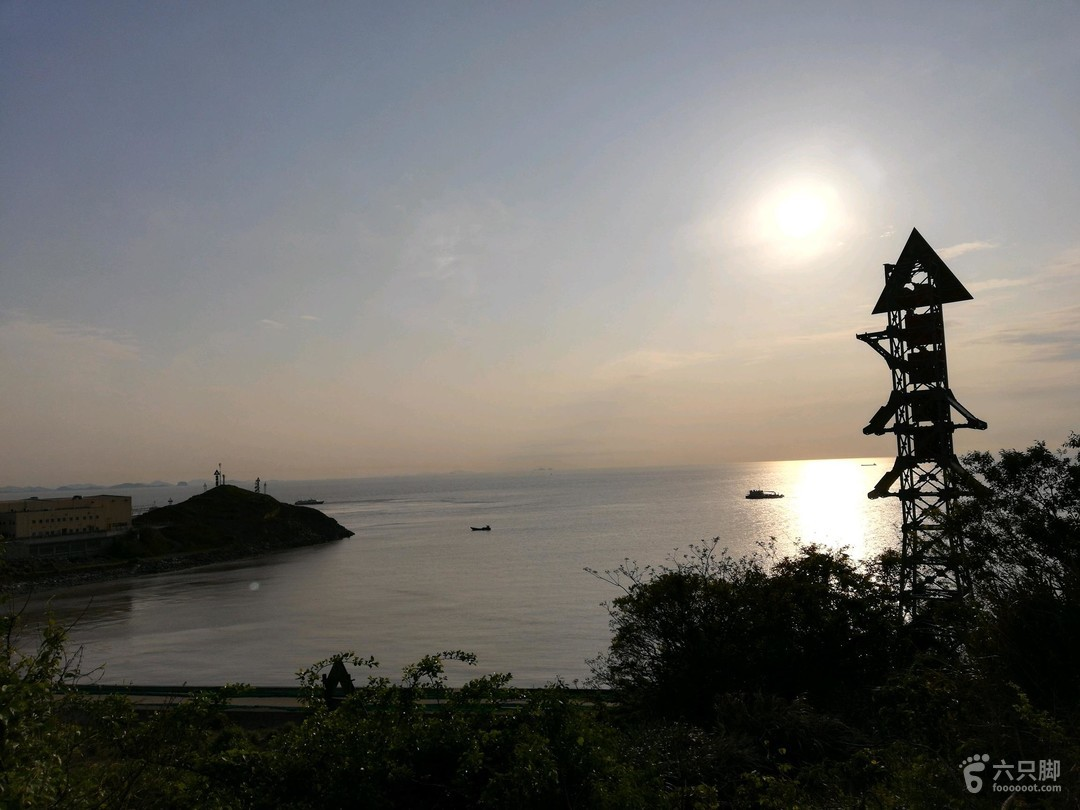 森浩 浙江舟山衢山岛景点线路