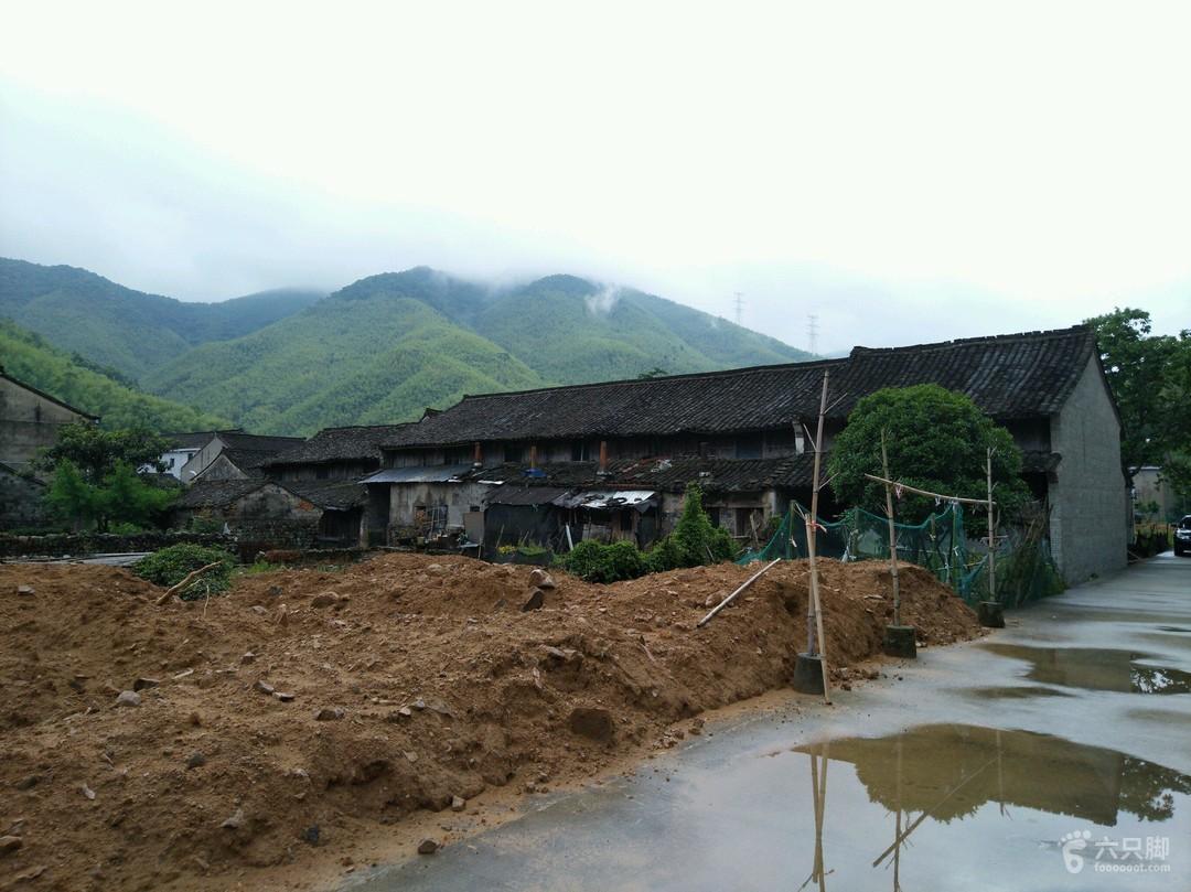 2018-05-05 宁波奉化大堰常照宅基地