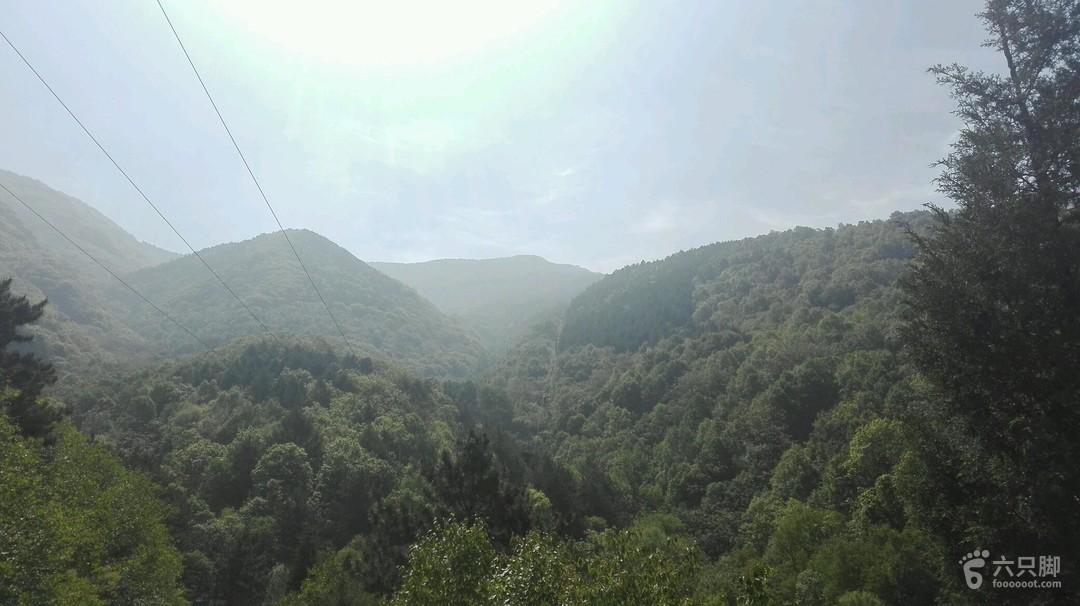 门头沟百花山风景区