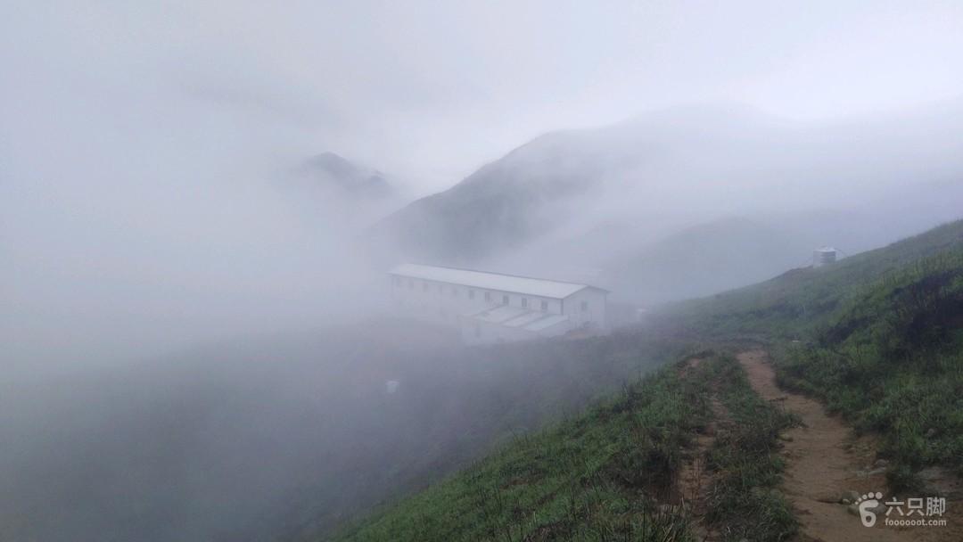 武功山徒步龙山村——景区正门66