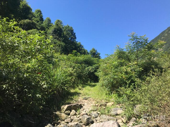 十字峡谷穿越脚印-6