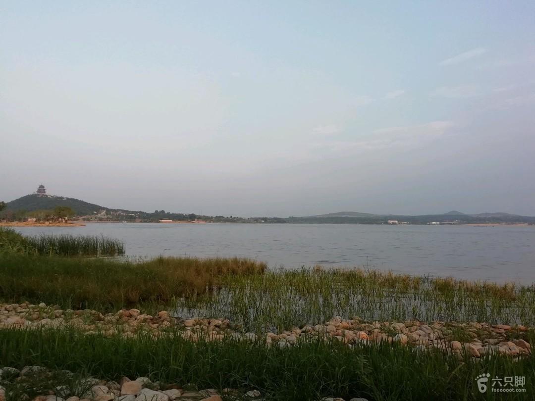 环文昌湖骑行9