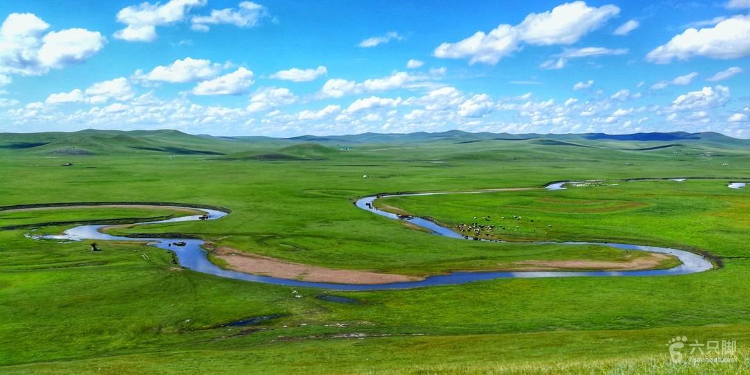 海拉尔金帐汗旅游部落至七一,沿莫日格勒河一路自驾3