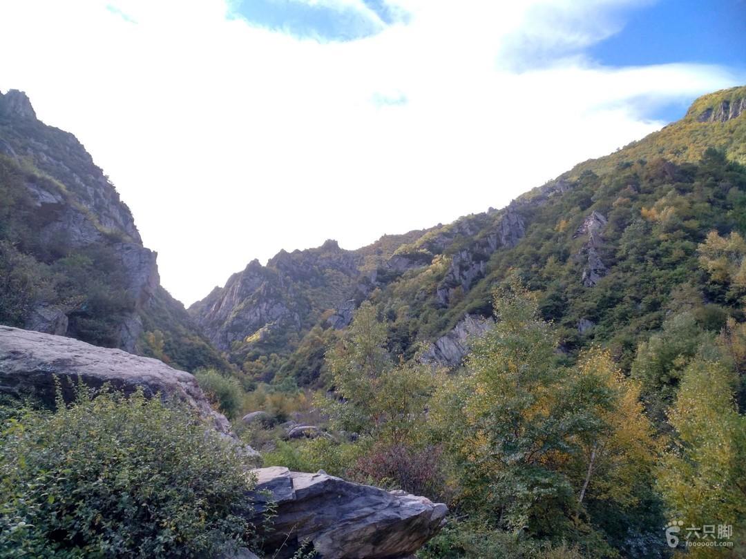 【路向标】小五赏秋:赤崖堡-东沟-山涧口2