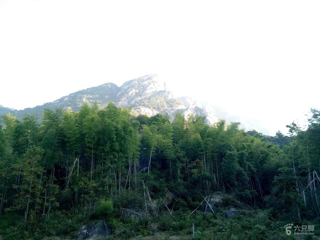 江西省上饶市上饶县灵山风景区