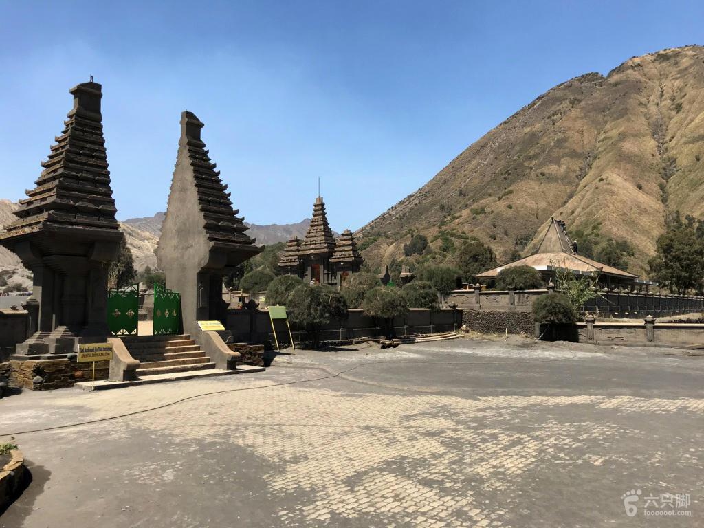 英雄之路|布罗莫火山遊线※Pura Luhur Poten/Luhur Poten寺