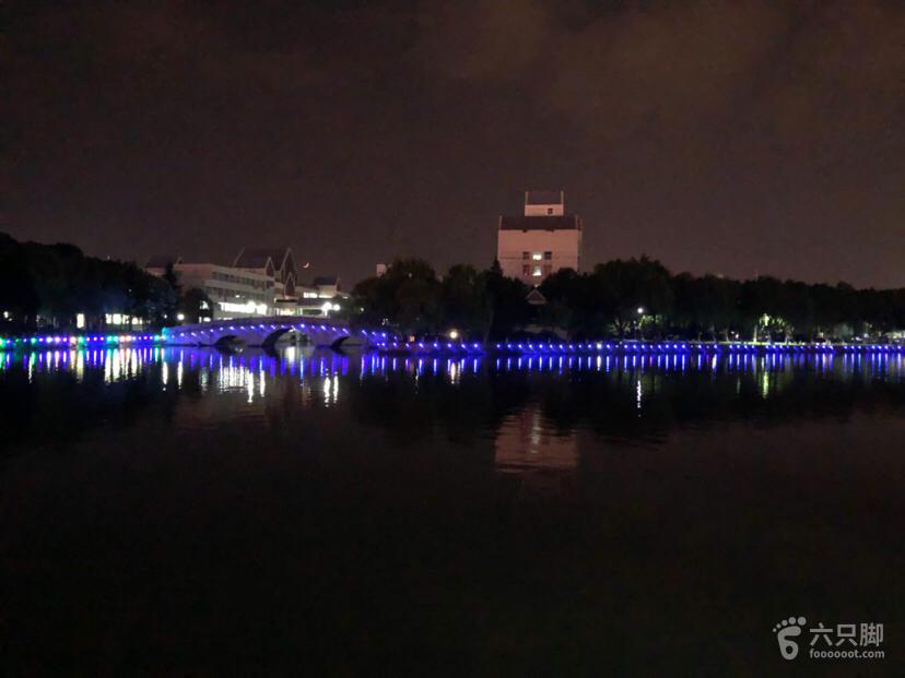 夜行风则江,廊桥水街文理环线脚印-3