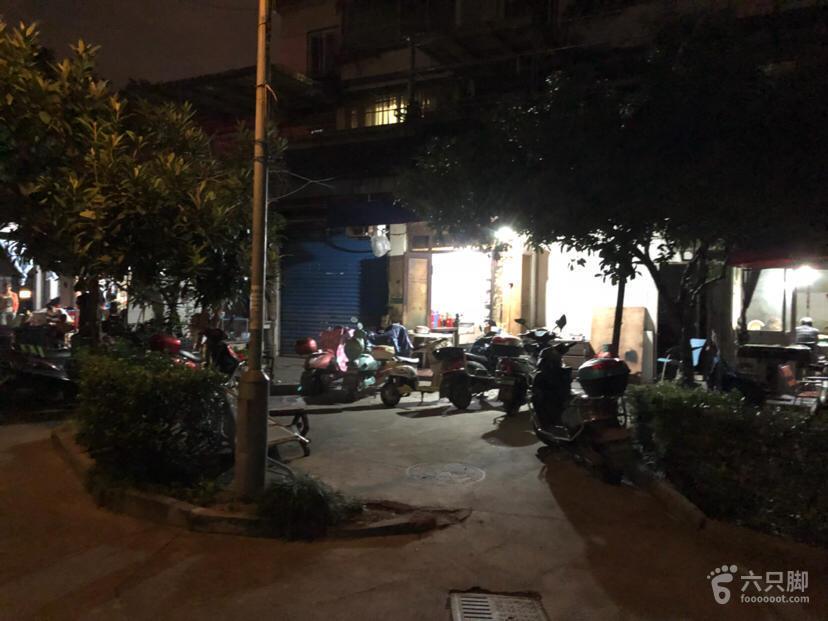 夜行风则江,廊桥水街文理环线脚印-5
