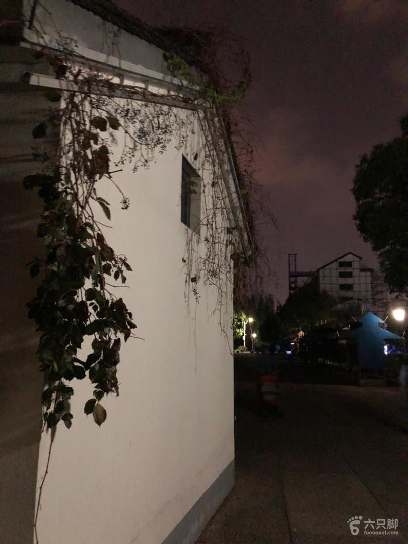 夜行风则江,廊桥水街文理环线脚印-9