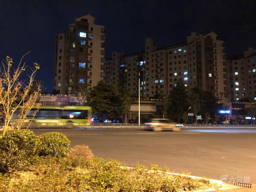 夜行风则江,廊桥水街文理环线脚印-13