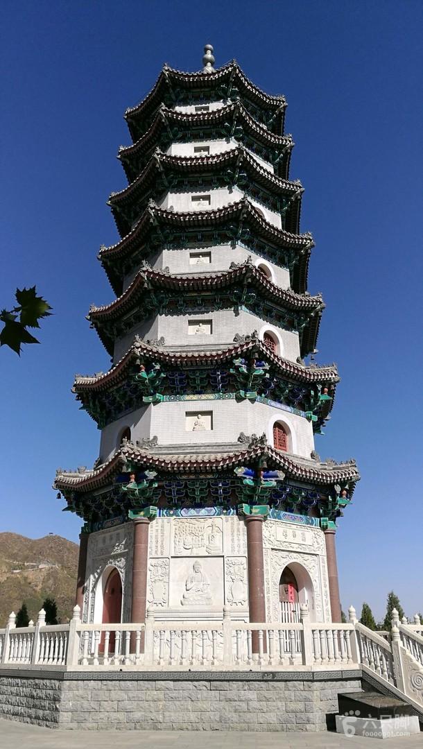 龙泉寺-西部长青长城、玻璃栈道-龙泉寺环穿2