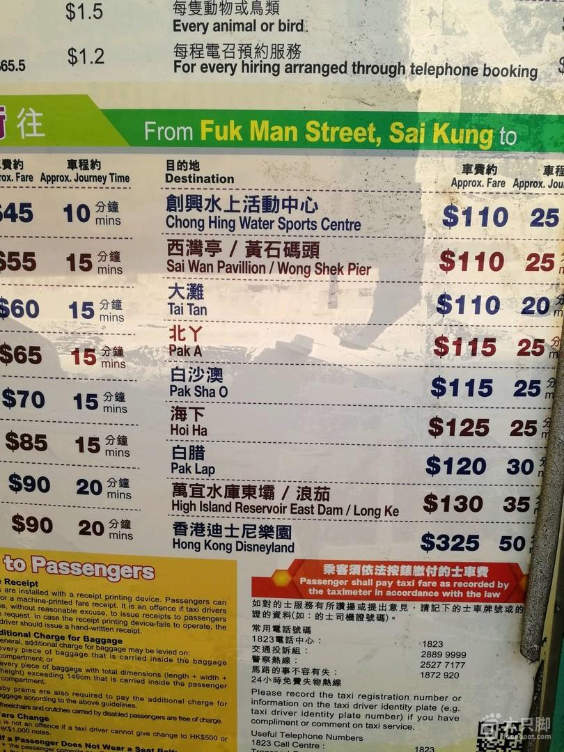 2018-12-04 香港徒步坐车轨迹7