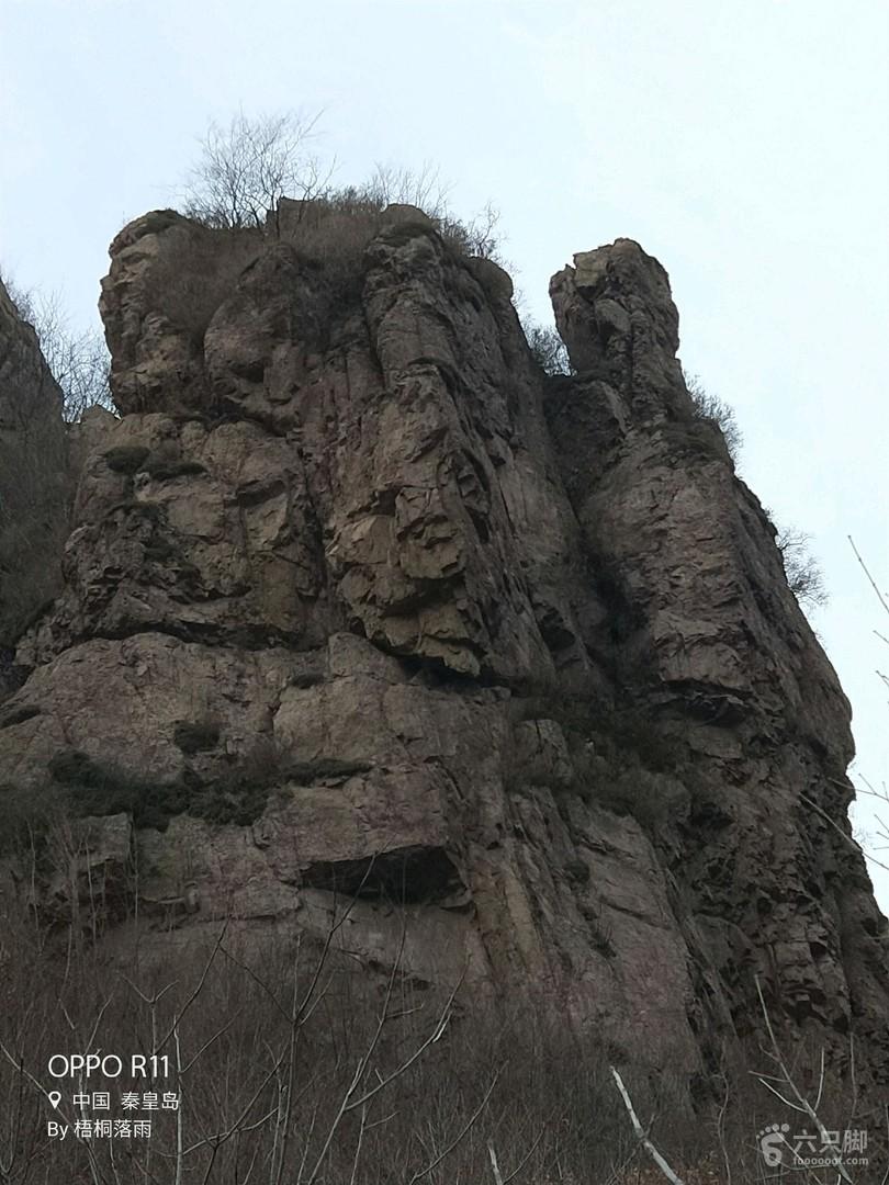 穿越杨山岭峡谷2