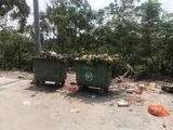 垃圾收集点