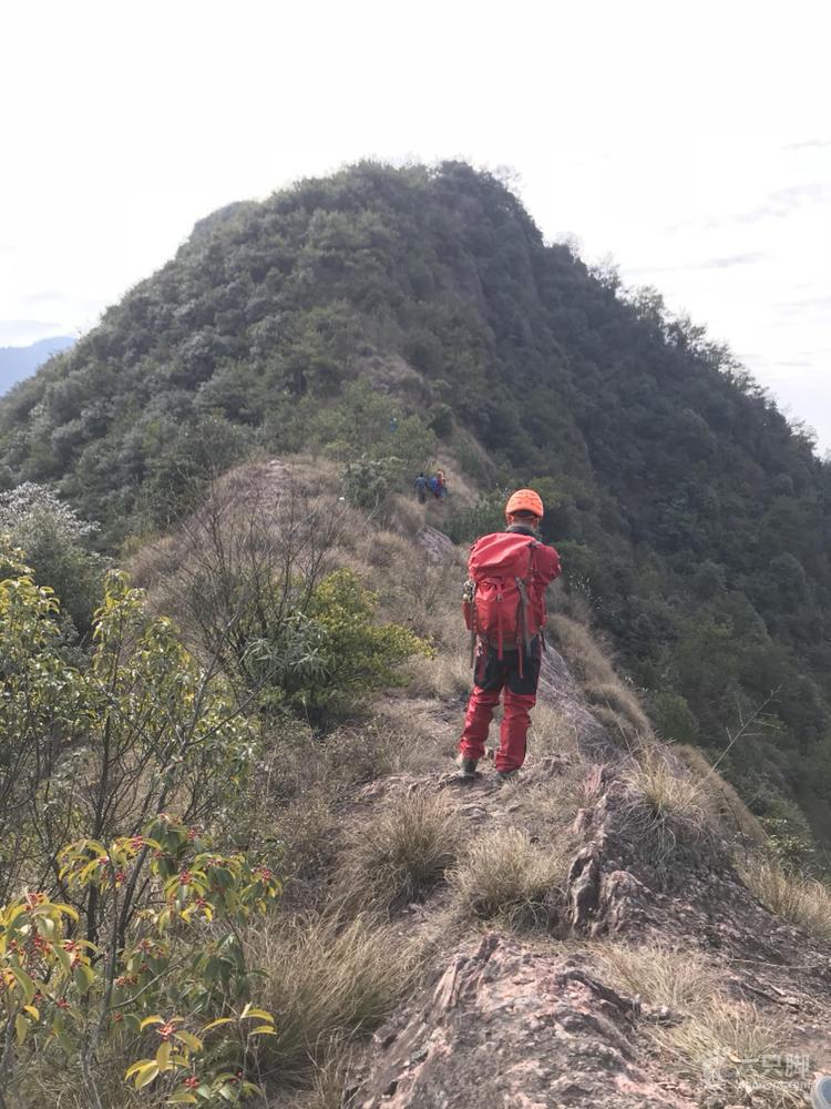 2018-01-14-徒步建德千源山穿越未命名