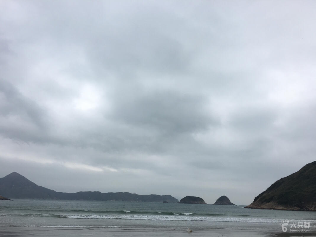 麦径二段到了海边