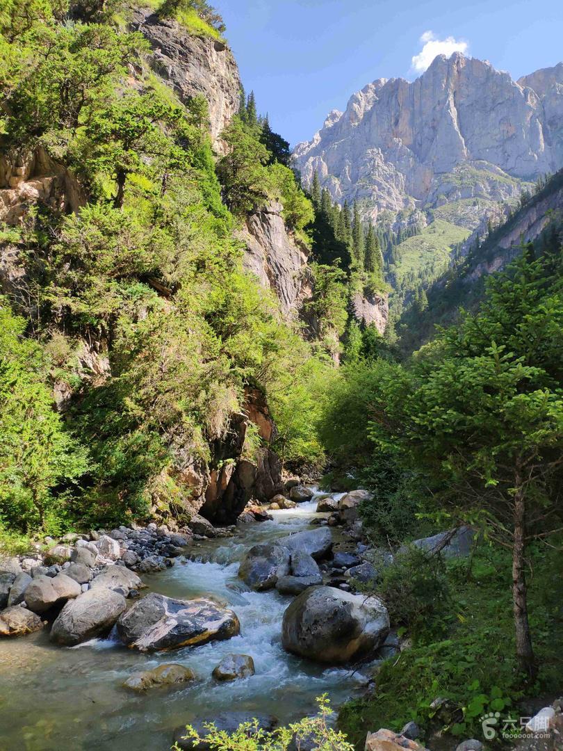 扎尕那峡谷环游1