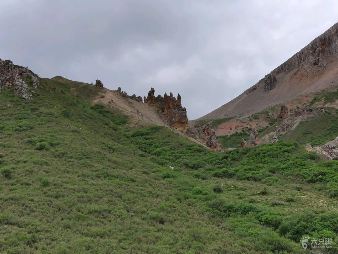 扎尕那峡谷环游未命名