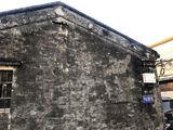 老旧建筑一层