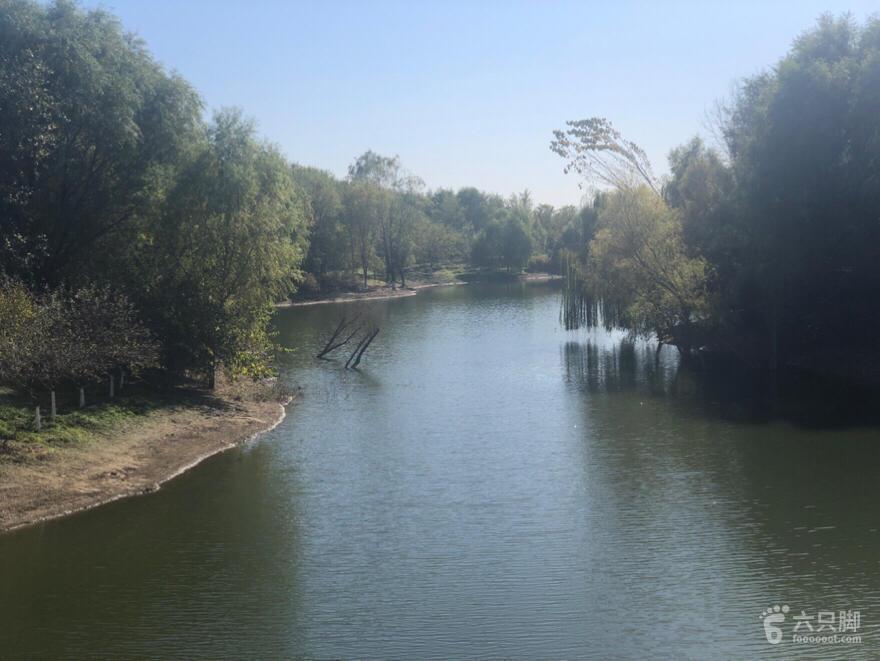 运河遗址探寻白浮泉遗址公园