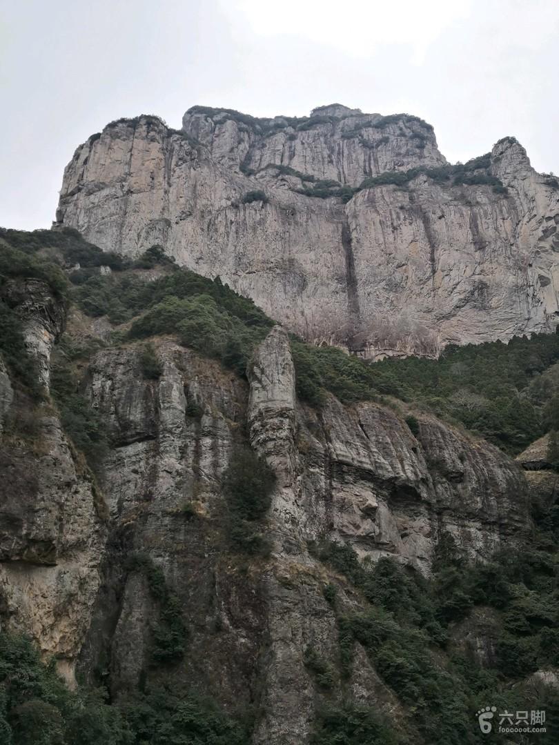 雁荡山方洞景区2