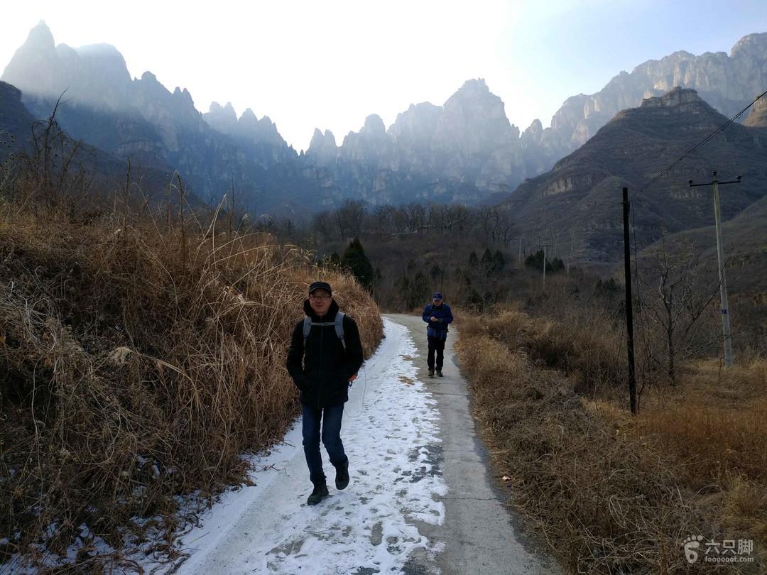 2019-02-17 登山 生驴谷杨树岭菜园2