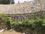 浆砌石上马路