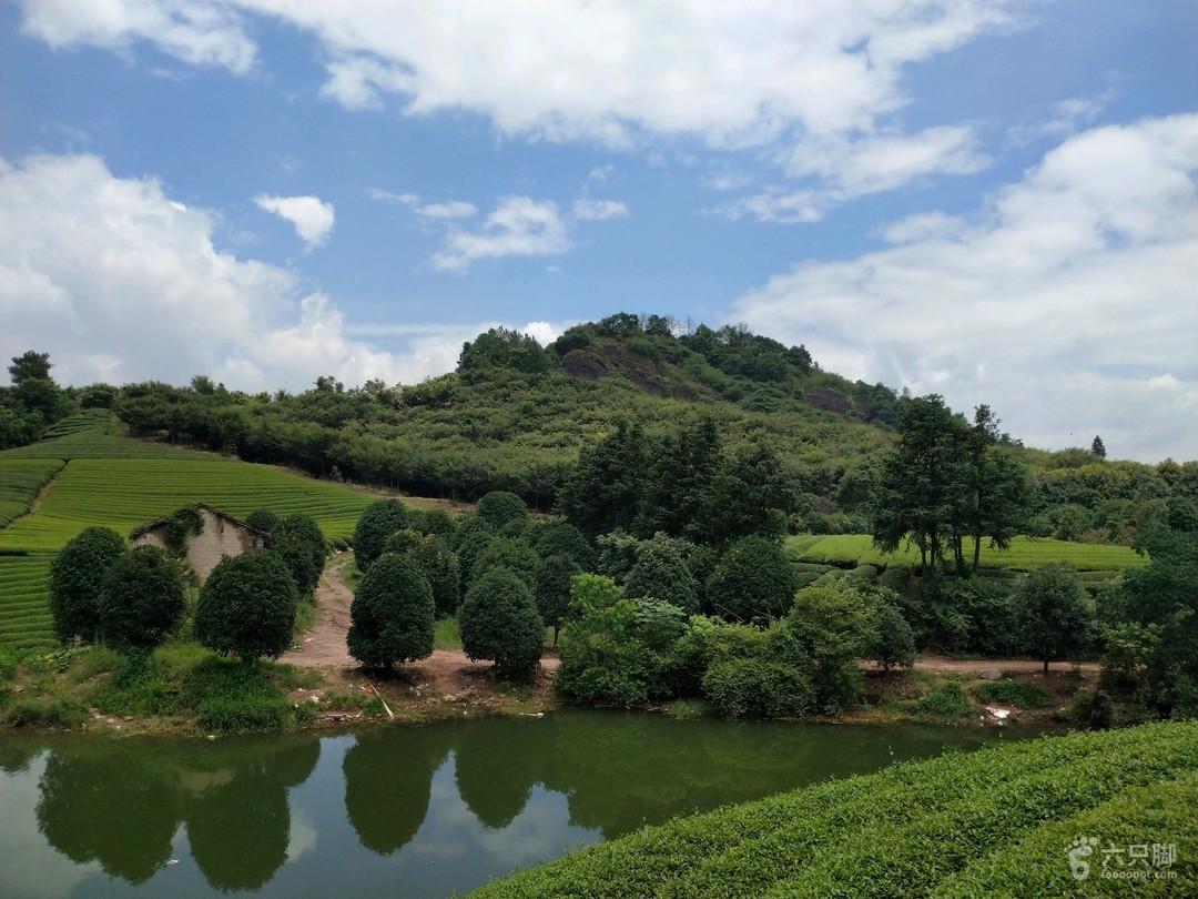 萍乡秋收广场鹅湖公园