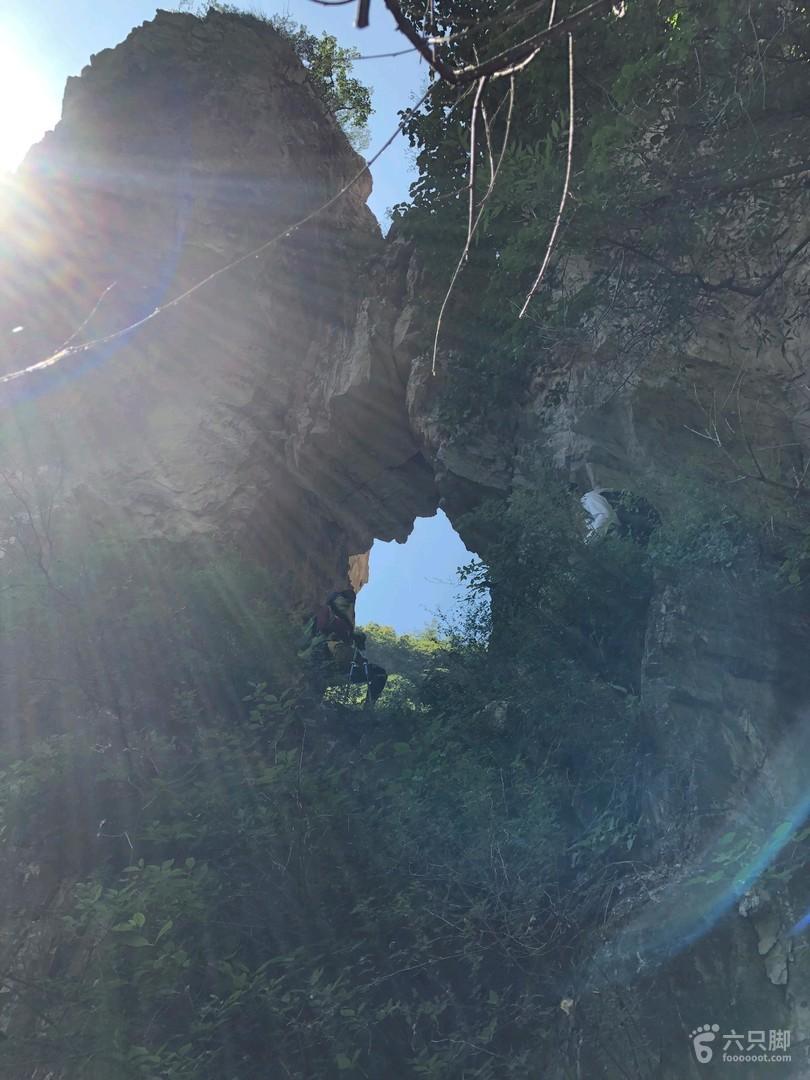 涞水:黄峪铺~对子坨~裸心峪 1