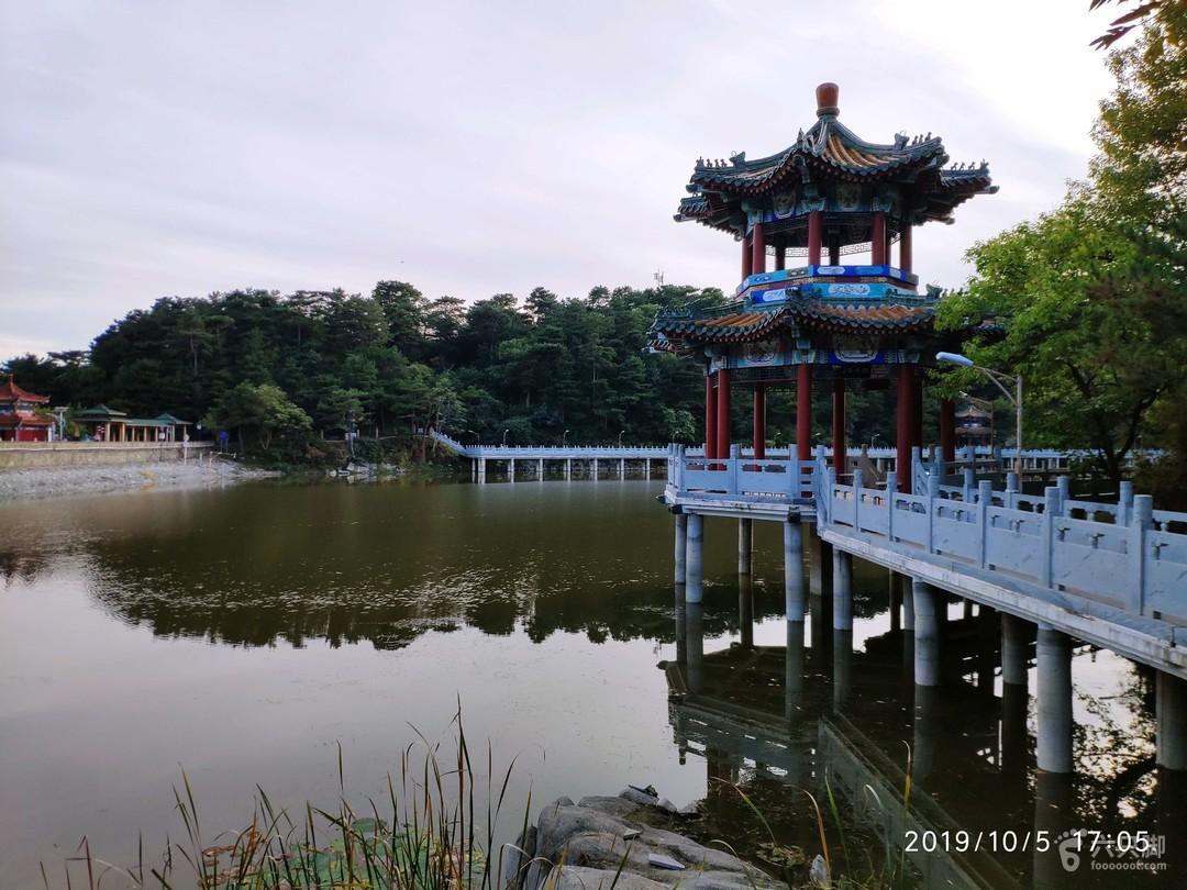 慧灵山生态风景区游览2