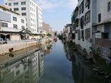 斗門橋(河長牌標示,但當地叫鐵橋,當地叫斗門橋的在下游寶隴村)