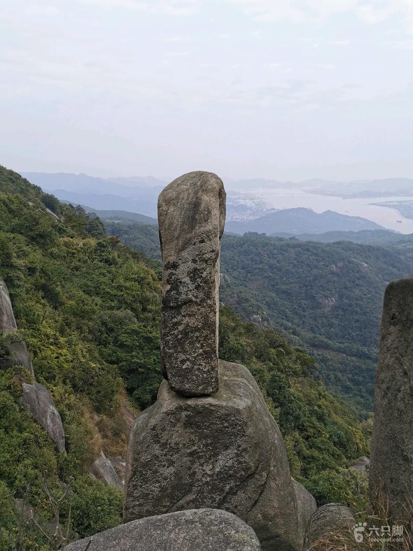 红山~飞来石~马额顶~状元墓~观音石圈越3