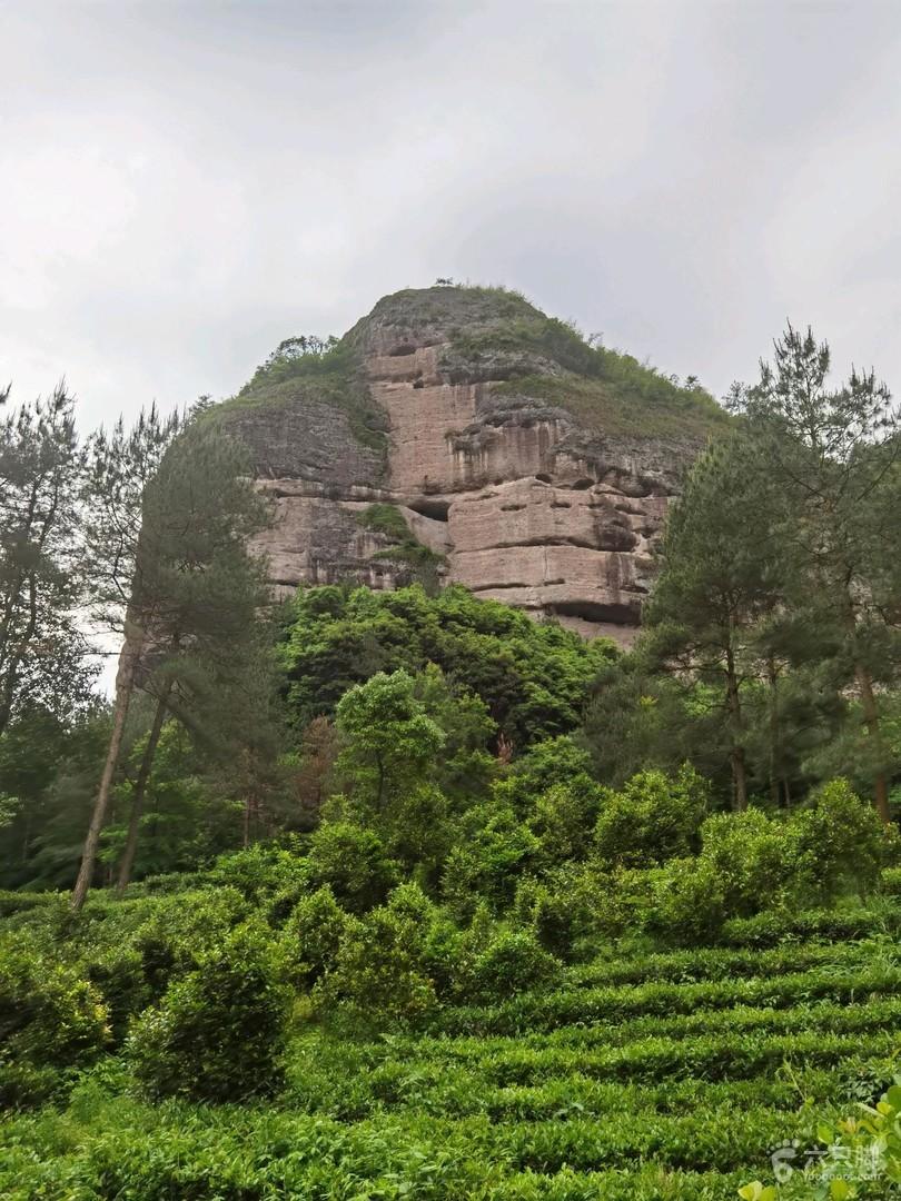 永康方岩五峰山环线2