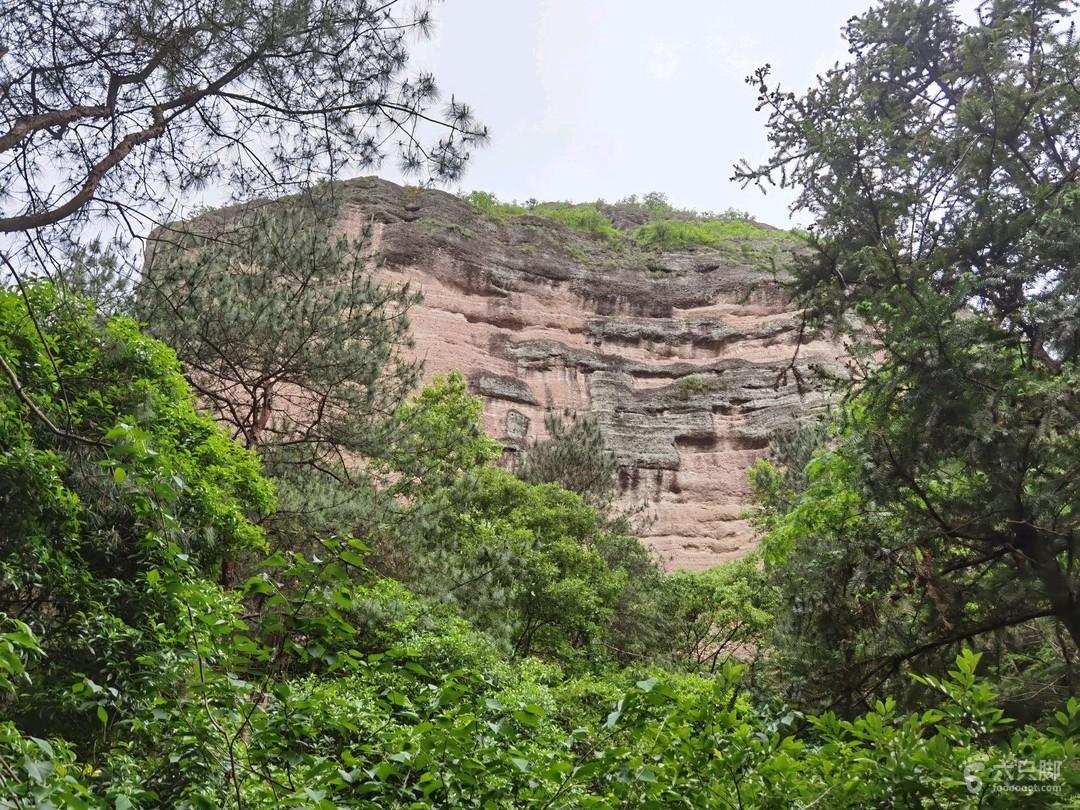 永康方岩五峰山环线3